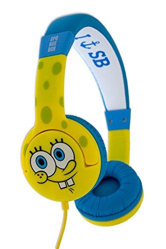 Nuovo. spongebob squarepants cuffie cuffie per bambini (3–7anni)