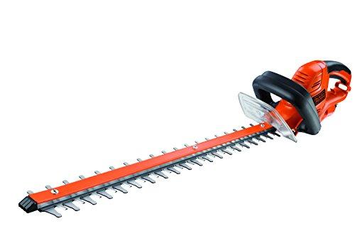 Black + Decker GT5560 Taille-haies électrique longueur de lame 60 cm 550 W...