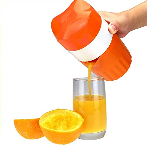 Mariisay Manuelle Saftpresse Multifunktions Handpresse Orangenpresse Zitronenpresse Orangensaftmaschine Haushalt Easy Squeeze Juice Cup Mini Baby Juice Sale Home Täglich Gebrauch Produkt