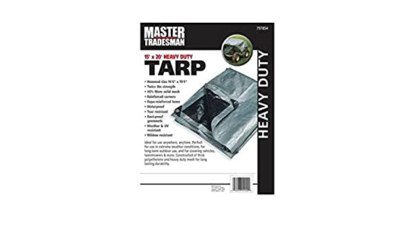 ZHEJIANG DEQING RUIDE INDUSTRIAL 797854RD Tarp Cover