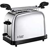 Russell Hobbs 23310-57 Tostapane in Acciaio Chester con Pinze, 1200 W