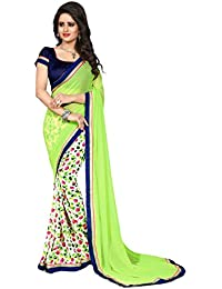 Rasikaa Fashion Georgette Printed Sarees With Blouse Piece, Sarees New Collection, Sarees For Women Latest Design...