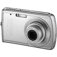 Pentax Optio M40 Digitalkamera (8 Megapixel, 3-fach opt. Zoom, 6,4 cm (2,5 Zoll) Display) silber