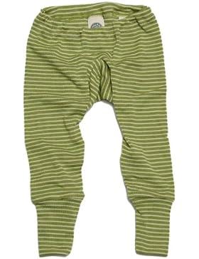 Cosilana Baby Leggings aus 70% Wolle und 30% Seide kbT von Wollbody®