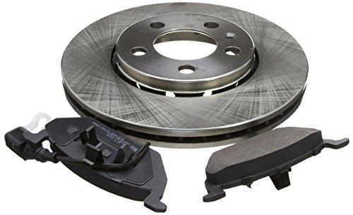 MAPCO 47855 Bremsensatz Bremsscheiben mit Bremsbeläge Vorderachse