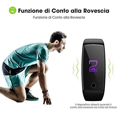 Zoom IMG-3 mpows smartwatch impermeabile orologio fitness