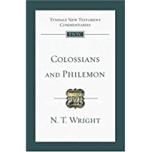 Colossians & Philemon: An Introduction and Survey (Tyndale New Testament Commentaries)