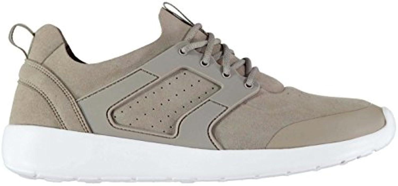 Original Shoes Stoff für Zeta Runner Herren Turnschuhe  Beige  Sport Laufschuhe Turnschuhe