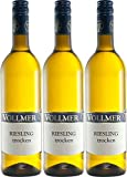 Roland Vollmer Riesling 2016 Trocken (3 x 0.75 l)
