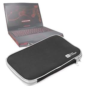 """Housse noire pour ordinateurs portables Alienware M14x 14.1"""" - étui / Sac"""