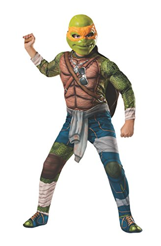 Rubies Teenage Mutant Ninja Turtles Deluxe Michelangelo M