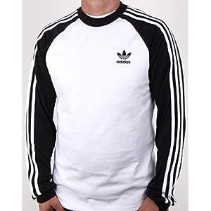 Pullover in WeißSchwarz