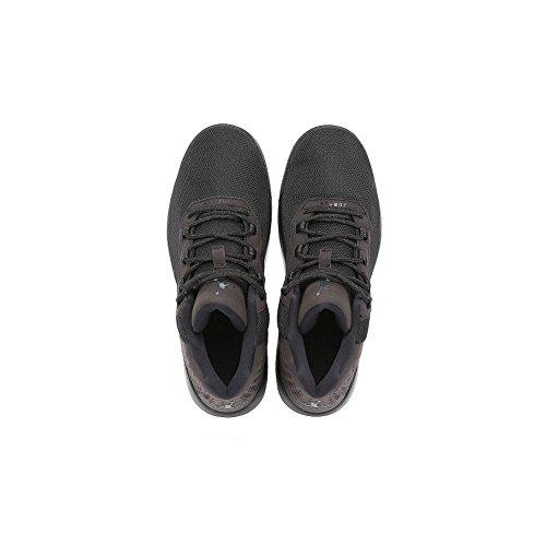 Nike 844520-011, Scarpe da Basket Bambino Nero