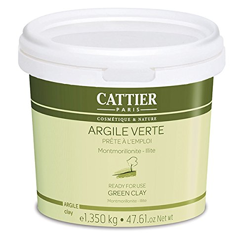 Cattier Argilla verde pronta all'uso 1 350