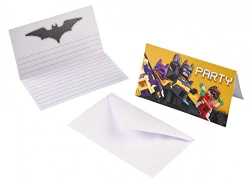 hläge Lego Batman 6 Stück ()