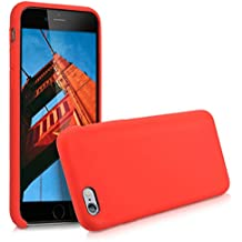 iphone 6 coque rouge mat