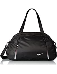 6eeb9935a7a Nike Synthetic 60.96 cms Black Volt Metallic Silver Travel Duffle  (BA5248-010