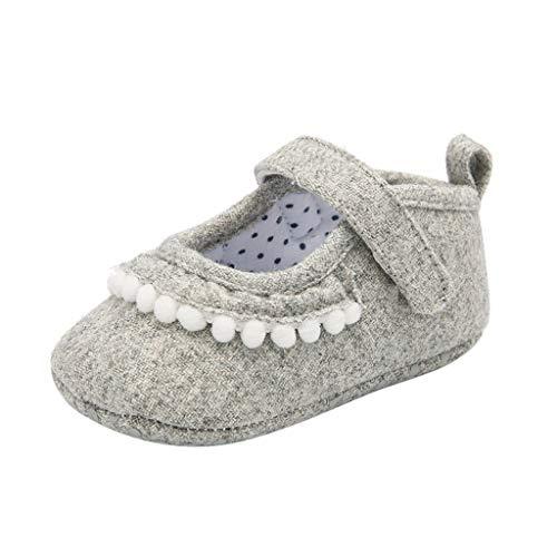 Berimaterry Zapatos para Bebé Bebés Reborn Niño Sin Suela Charol Vestir Primeros Pasos Zapatos De...