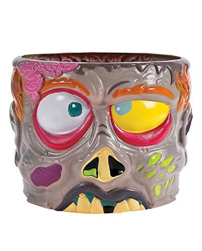 Halloween Zombie Schüssel als Tischdeko für Dein -