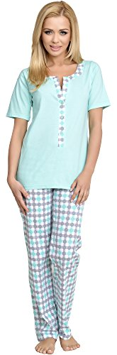 Be Mammy Womens Nursing Pyjama Set BETR2v1