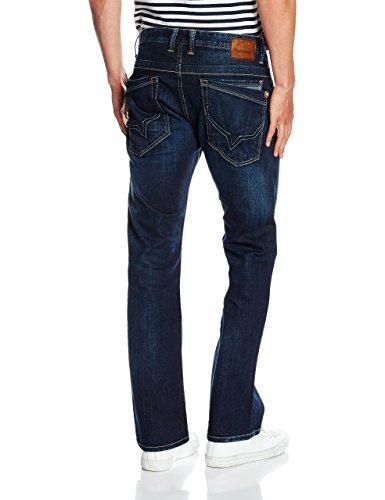 Pepe Jeans Jeanius, Jeans Homme Bleu (Denim-PM200016Z450)