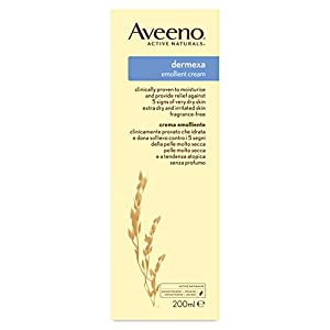 Aveeno Dermaxa Emollient Soothing Cream 200ml