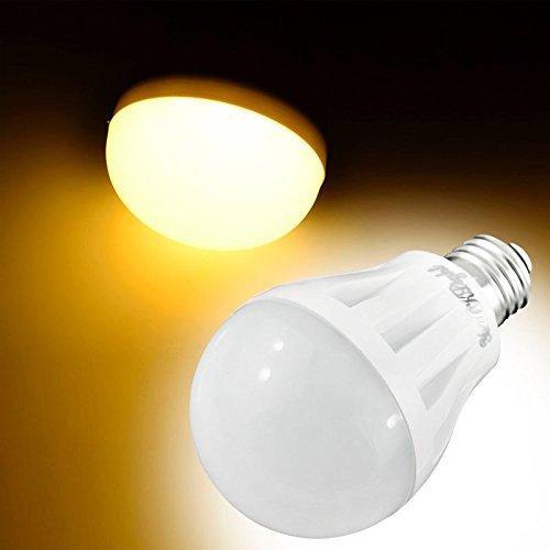 Warmhome Gut aussehende Mode YouOKLight E27 3W 200LM 6 LED SMD-5630 Weißlicht-Globe-Birnen-Lampe, Wechselstrom 220V Garten (Artikelnummer : S-LED-2555WW)