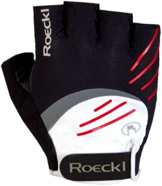 Badiola guantes de ciclismo, - black/white, 6,5