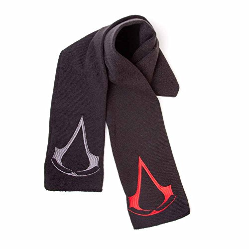 Assassins-Creed-Schal-zwei-Logos