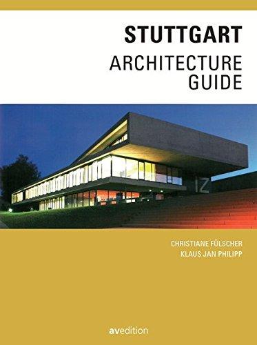 Stuttgart architecture guide par Christiane Fulscher