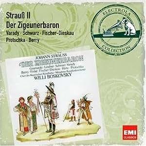 Strauss II: Der Zigeunerbaron