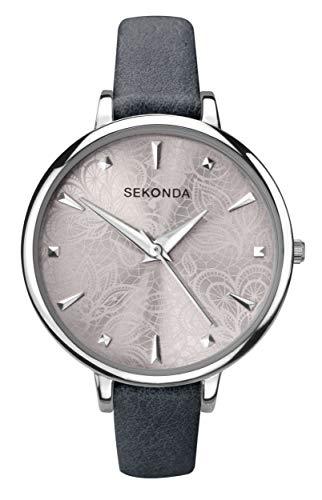 Sekonda Watches Orologio Analogico Quarzo Donna con Cinturino in PU 2664.27
