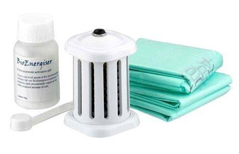 Kit de recharge pour Bioenergiser Pro