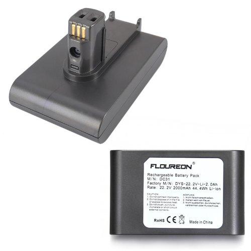 floureonr-222v-2000mah-dc35-dyson-battery-pack-6-cell-for-dyson-handheld-vacuum-cleaner-dc31-animal-