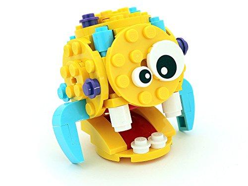 Skrog - How to Build A Lego Monster Tutorial