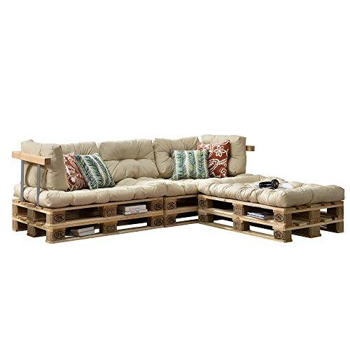 Die Besten Sofas Holz Im Garten