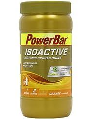 Powerbar Isoactive Orange - Isotonic Sports Drink, 1er Pack (1 x 600 g)