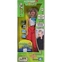 Christina Aguilera Official Fashion Doll Characters by Yaboom