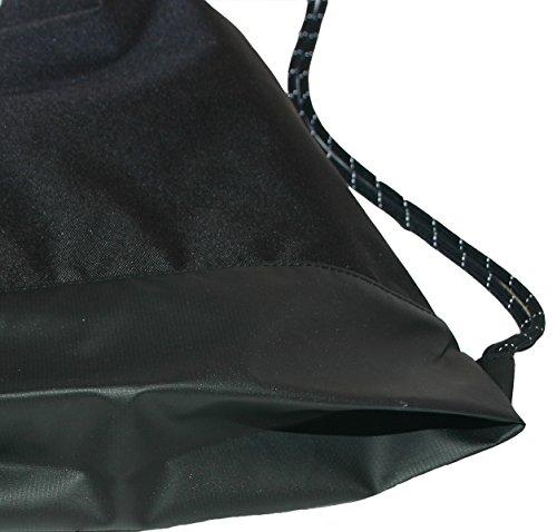 Hurley Tasche Fusion Cinch Schwarz (HTQ022-010) Black/White
