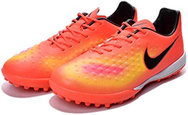 nekcadft Generic Herren grau Magista II 2 TF Fußball Schuhe Fußball Stiefel