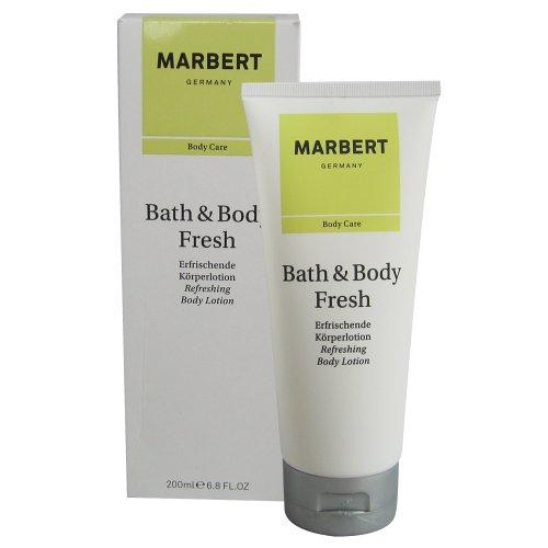 Marbert Bath & Body Fresh corpo lozione 200 ml