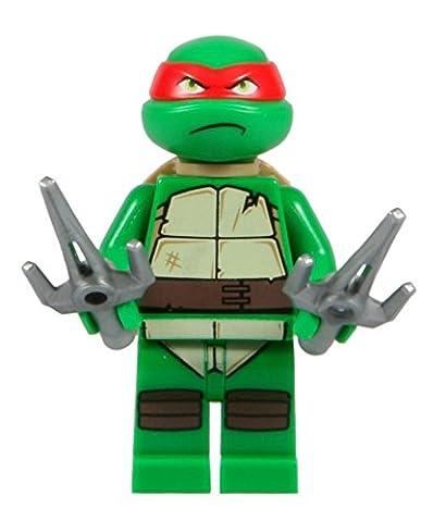 Tortues Ninja Lego - LEGO TURTLES tortues ninja raphaël du set