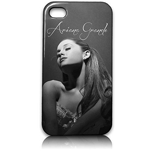 FarmyGadget Cover Case Custodia Stampa Completa tipo ARIANA GRANDE per Apple iPhone 4 / 4S ARGRD2