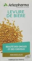 Propriétés Les ARKOGELULES LEVURE DE BIERE d ARKOPHARMA sont des compléments alimentaires qui renforcent les ongles et les cheveux. Ils contribuent au maintien d un bonne flore intestinale. Les ARKOGELULES LEVURE DE BIERE sont préparées à partir d es...