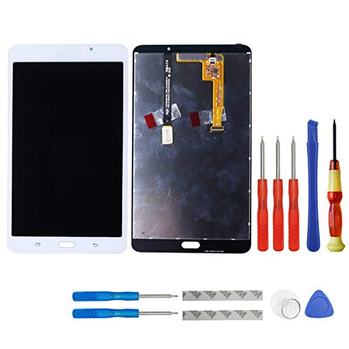 swark LCD Display Compatible with Samsung Galaxy Tab A 7.0 WiFi Tablet SM-T280 (Not for 3G Version & T285 & No Earpiece Weiß Touch Screen Digitizer Replacement 3g Lcd Display