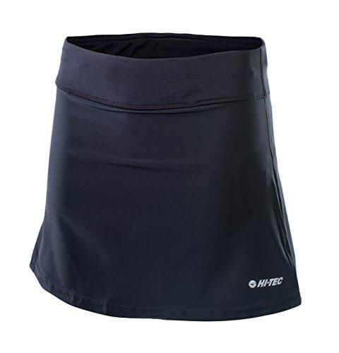 Hi-Tec Damen Lady Gaba Training Skirt, Black, M