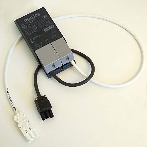 PHILIPS EVG 70 Watt HID-PV C 70/I elektronisches Vorschaltgerät für CDM HQI HCI CMH Lampen 70W mit Kabel