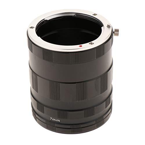 F Fityle Makro Verlängerungsrohr kit Zwischenringe für Fuji Finepix X-E2/X-E1/X-M1/X-A2/X-A1/X-T1 Film & Digital SLR -