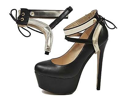 Sangles Amovibles ShooStraps de Chaussure pour les talons hauts, chaussures plates, chaussures compensées (Beau Style)