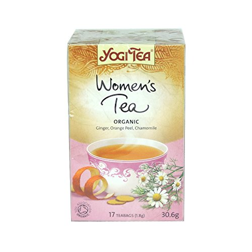 Yogi Tea - Women's Tea - 30.6g (Case of 6)